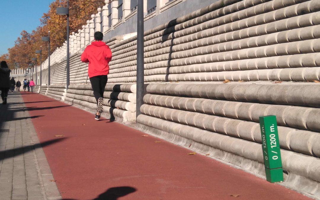 #RunMadrid – Parque Santander – Chamberí